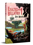 Exalted on Bellatrix 1 [hardcover] by Eric Brown